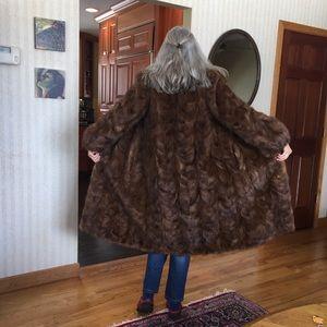 Vintage mink coat s/m